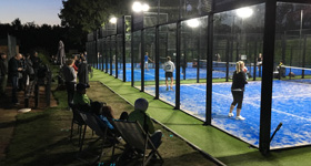 Padel in Ninove